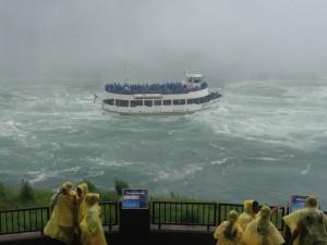 Maid of the Mist Niagara Falls