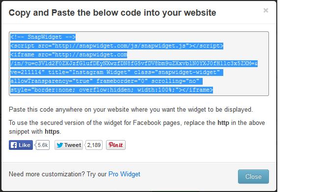 Copy the code