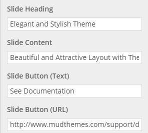 Slide info