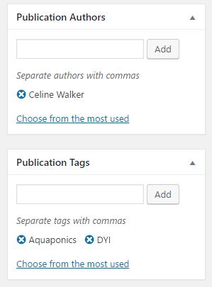 Publication authors