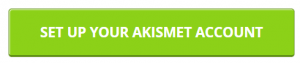 Click set up your Akismet account