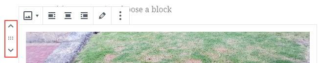 Move a block