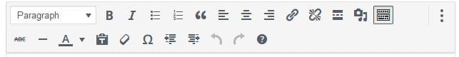 Classic Toolbar