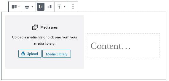 Add media file