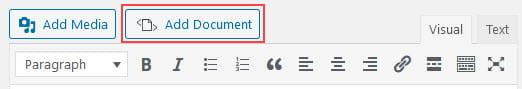 Add Document icon